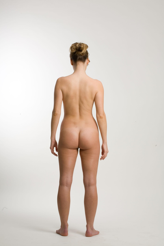 Corpo femminile nudo