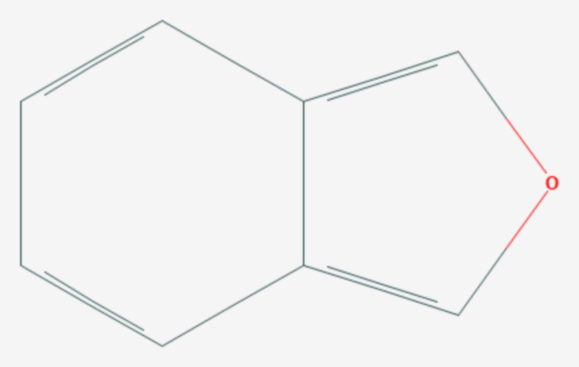 Isobenzofuran (Strukturformel)