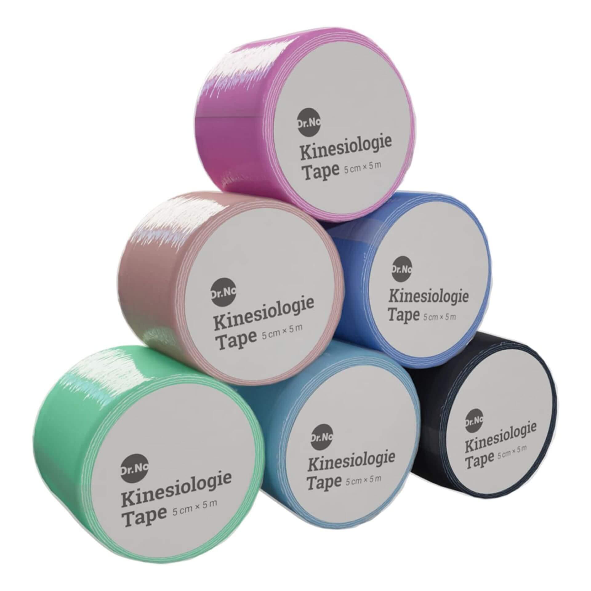 3D-Rendering: Kinesiologie Tapes