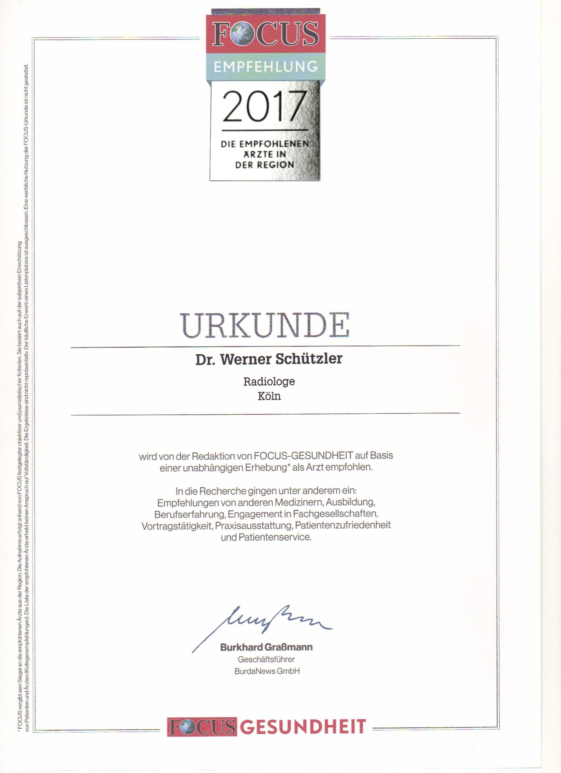 Focus-Empfehlung-2017