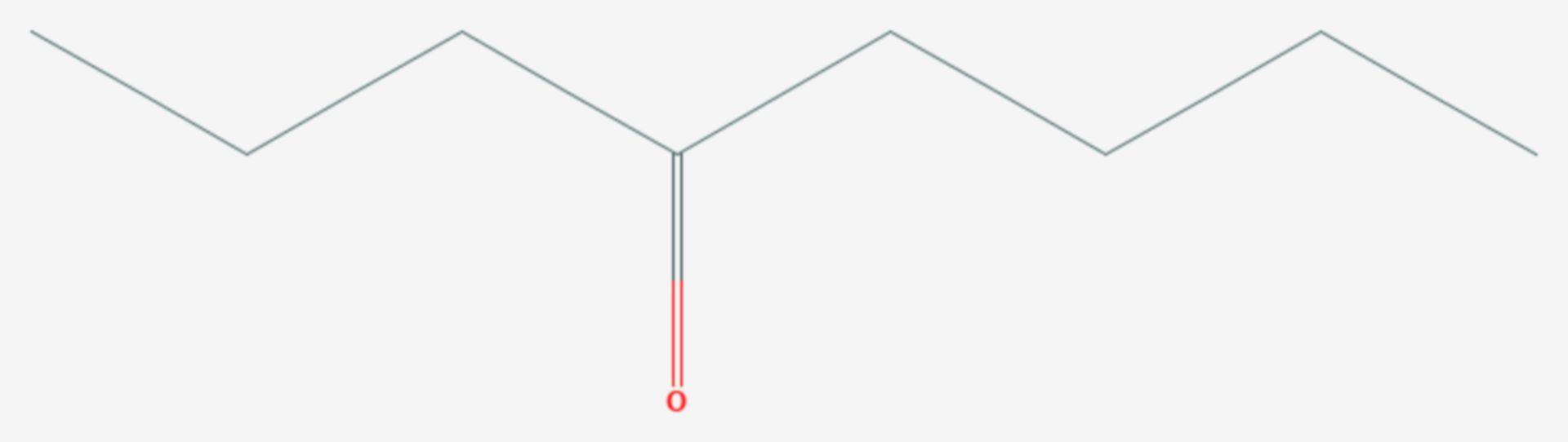 4-Octanon (Strukturformel)
