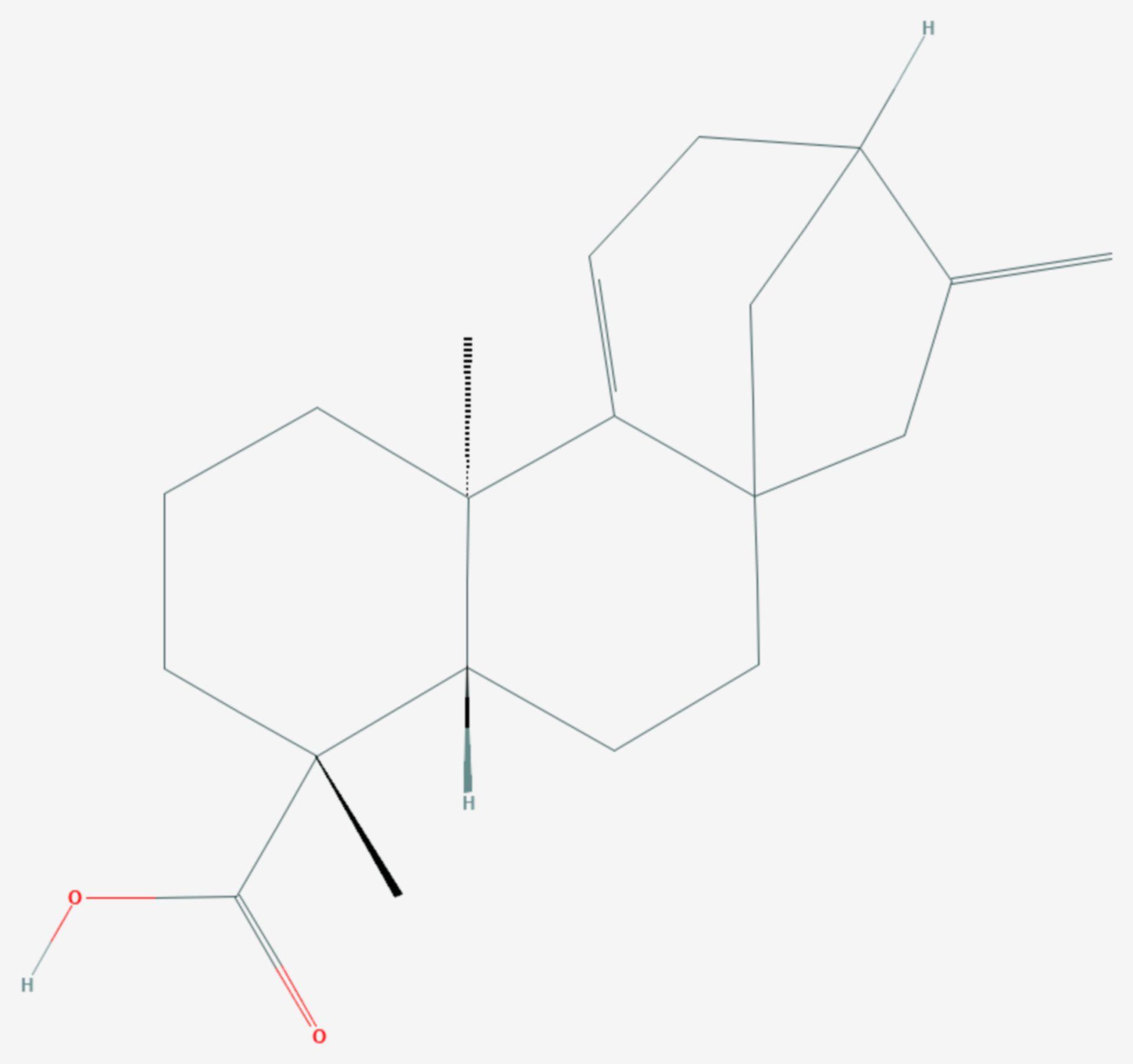 Eisen(II)-acetat (Strukturformel)