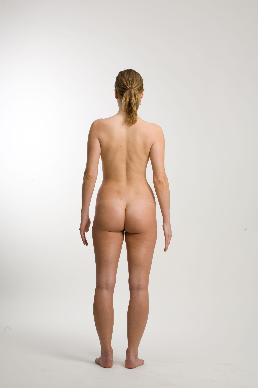 Hot girls naked back