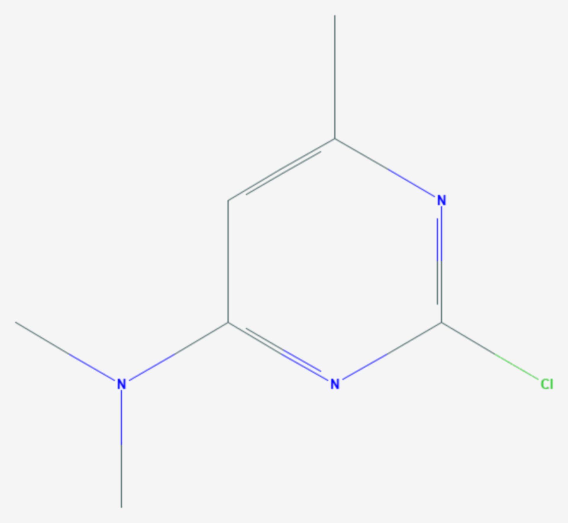 Crimidin (Strukturformel)
