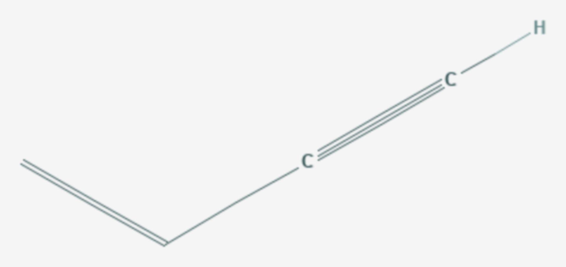 Butenin (Strukturformel)