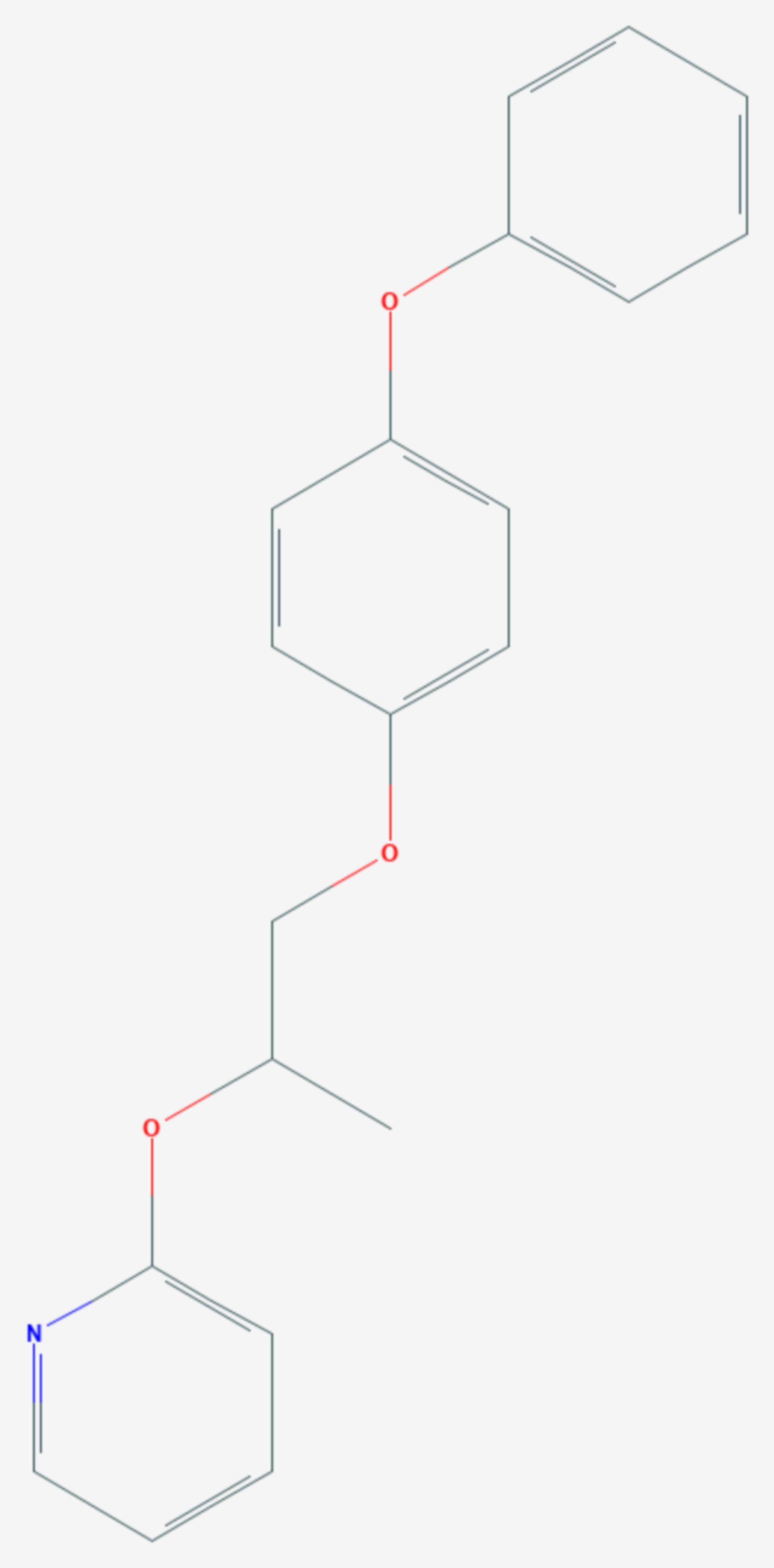 Pyriproxyfen (Strukturformel)