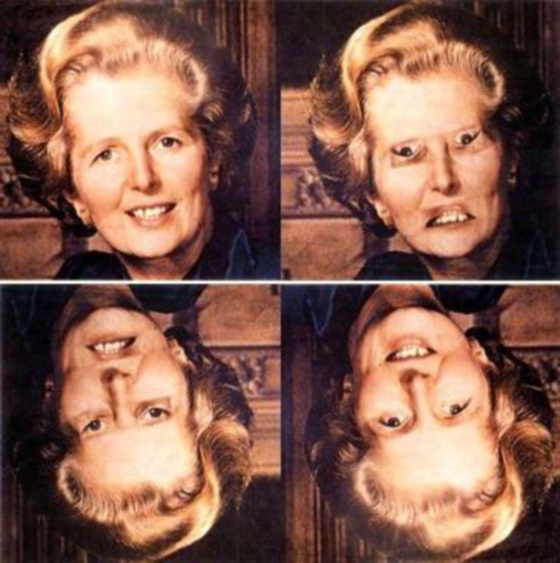 Thatcher effect