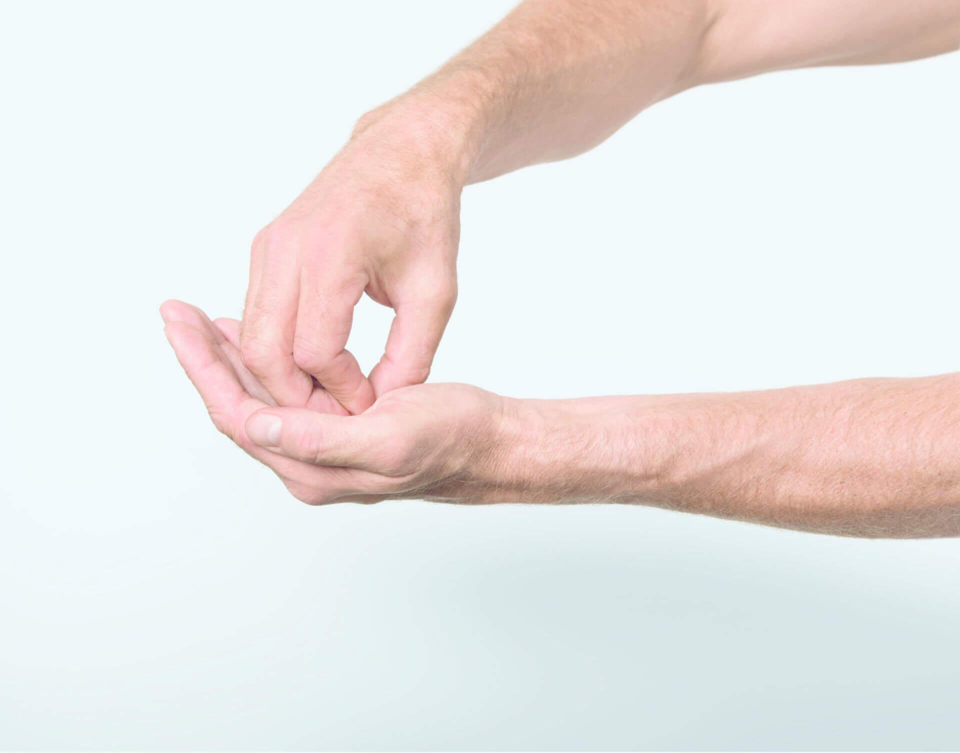 Wirksam Hände desinfizieren