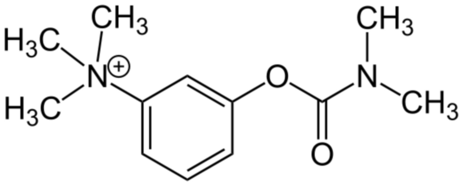 Neostigmin Strukturformel