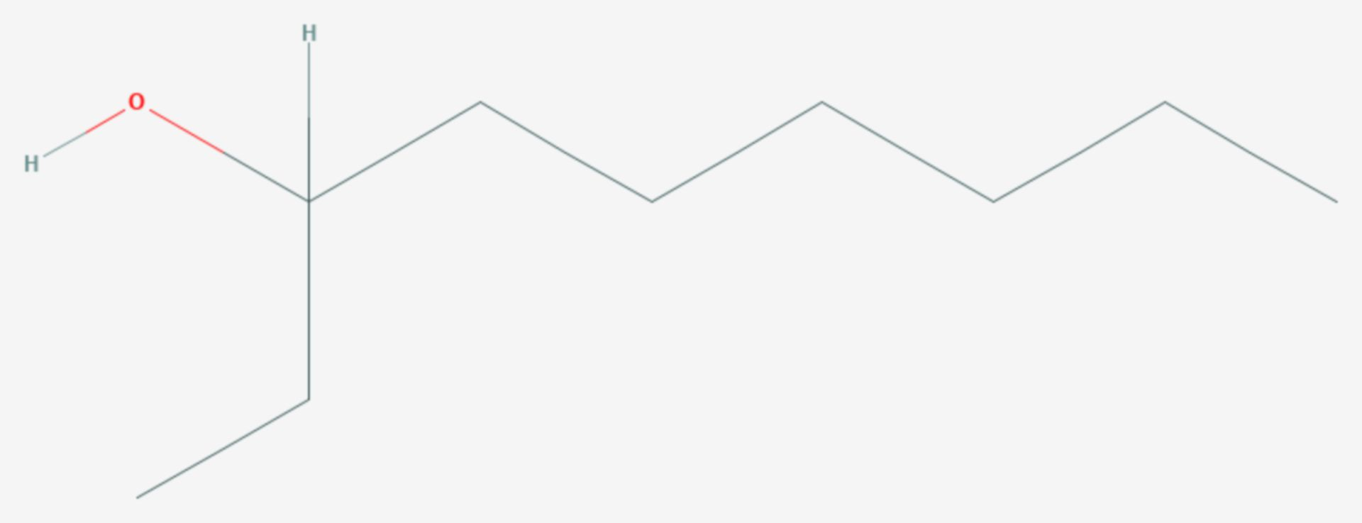 3-Nonanol (Strukturformel)