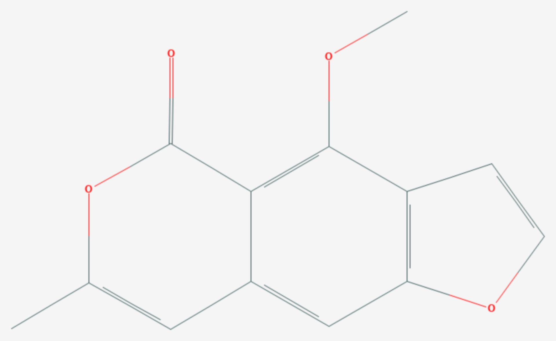 Coriandrin (Strukturformel)