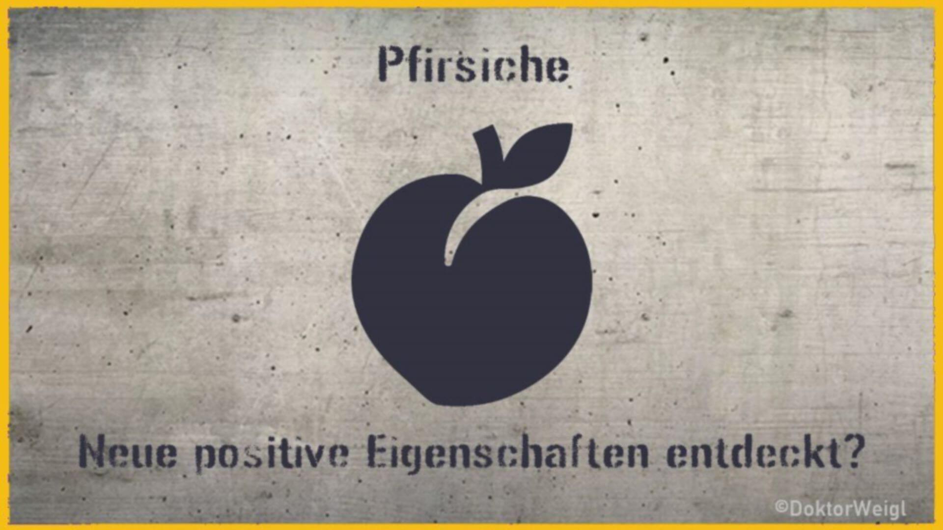 Bekannte Früchte, neue Wirkung – so vielseitig kann ein Pfirsich sein!