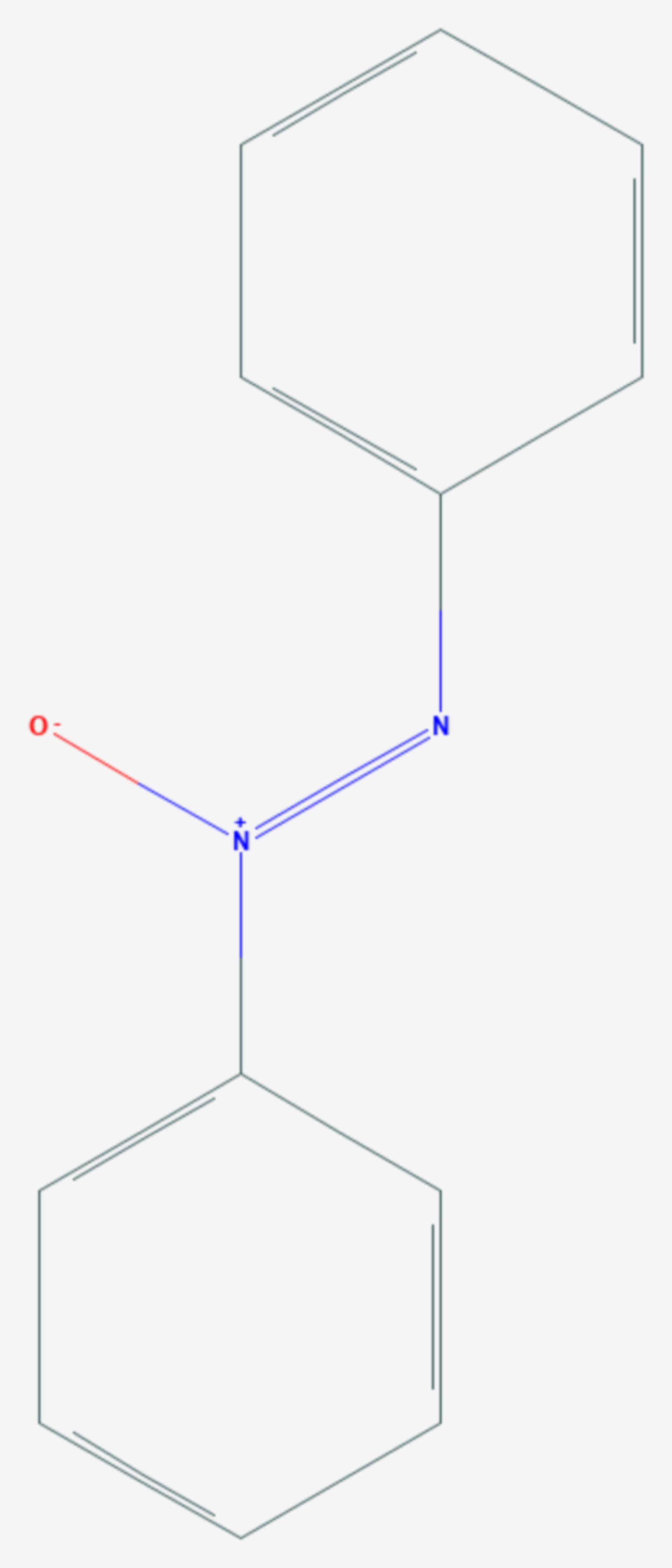 Azoxybenzol (Strukturformel)