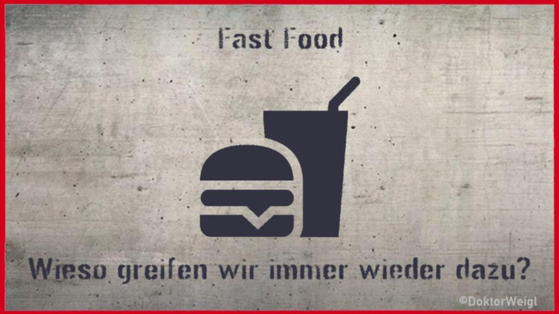 Ernährungsstudie verrät: Darum greifen wir zu Fast Food!