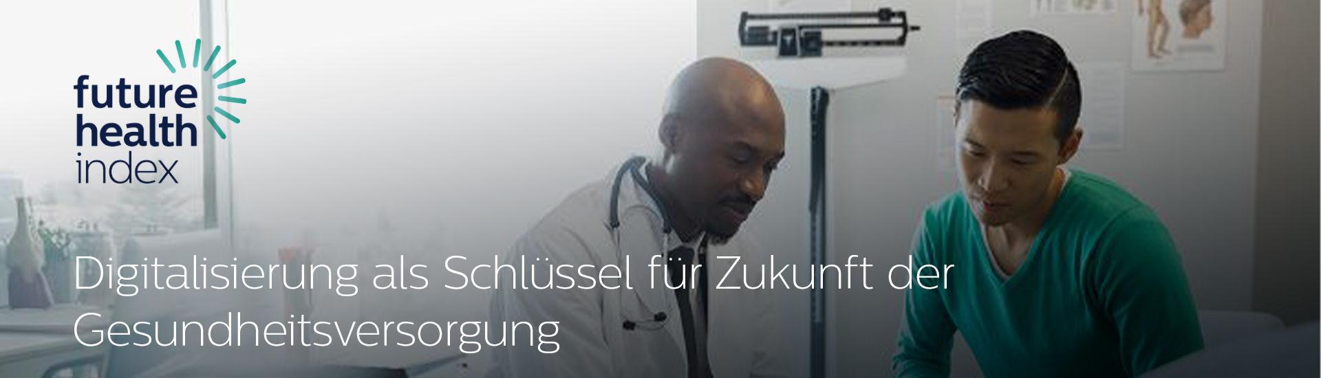 Digitalisierung als Schlüssel für die zukünftige Gesundheitsversorgung
