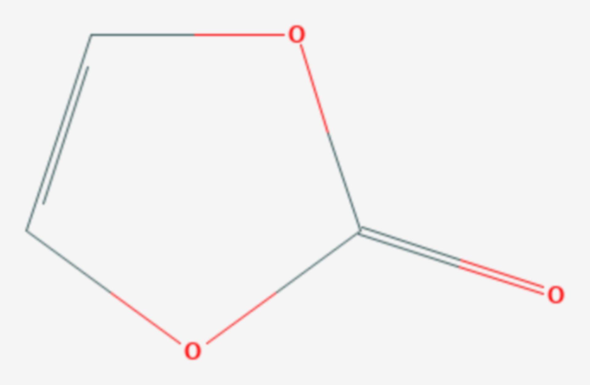 Vinylencarbonat (Strukturformel)