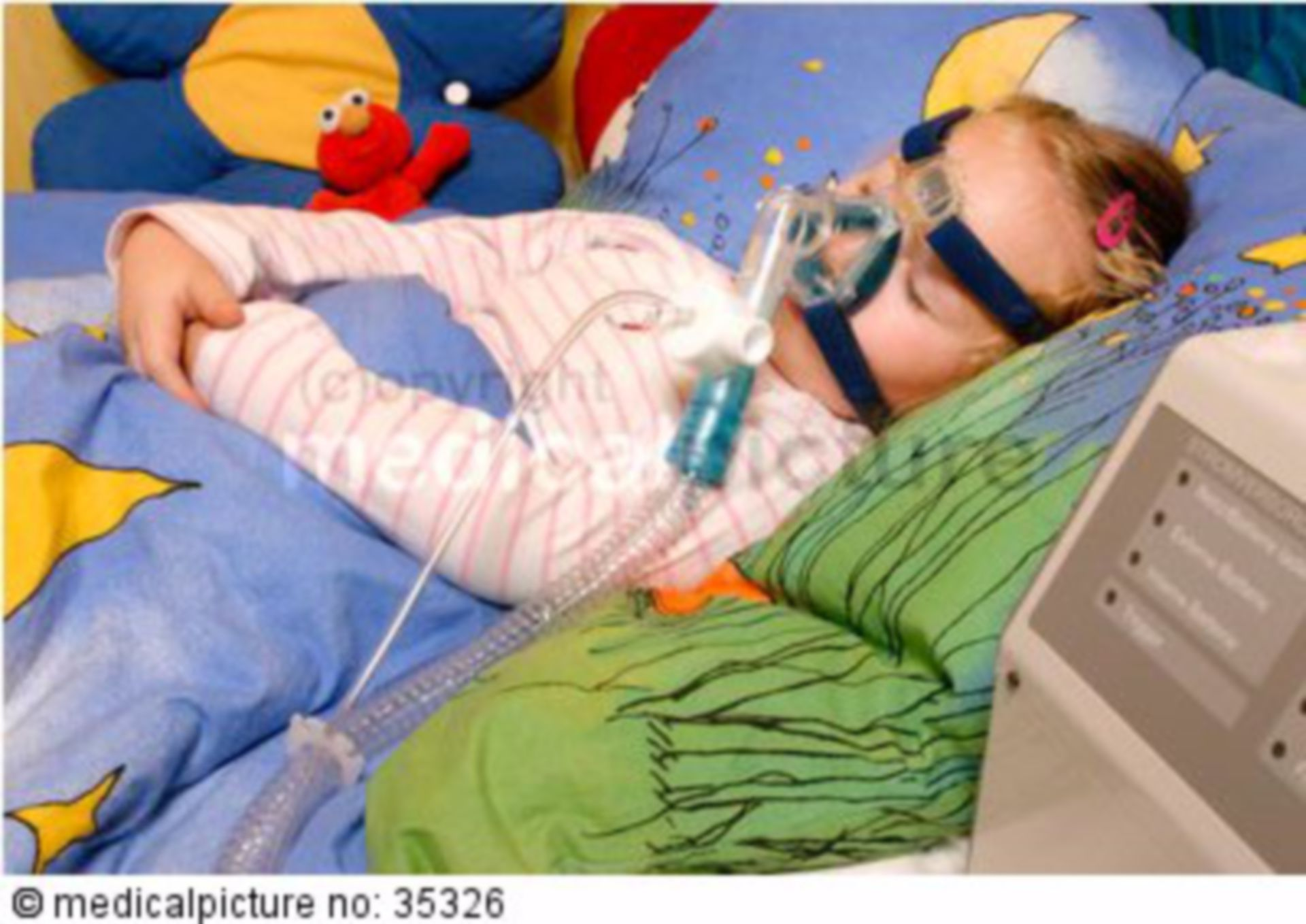 Intensive care at home