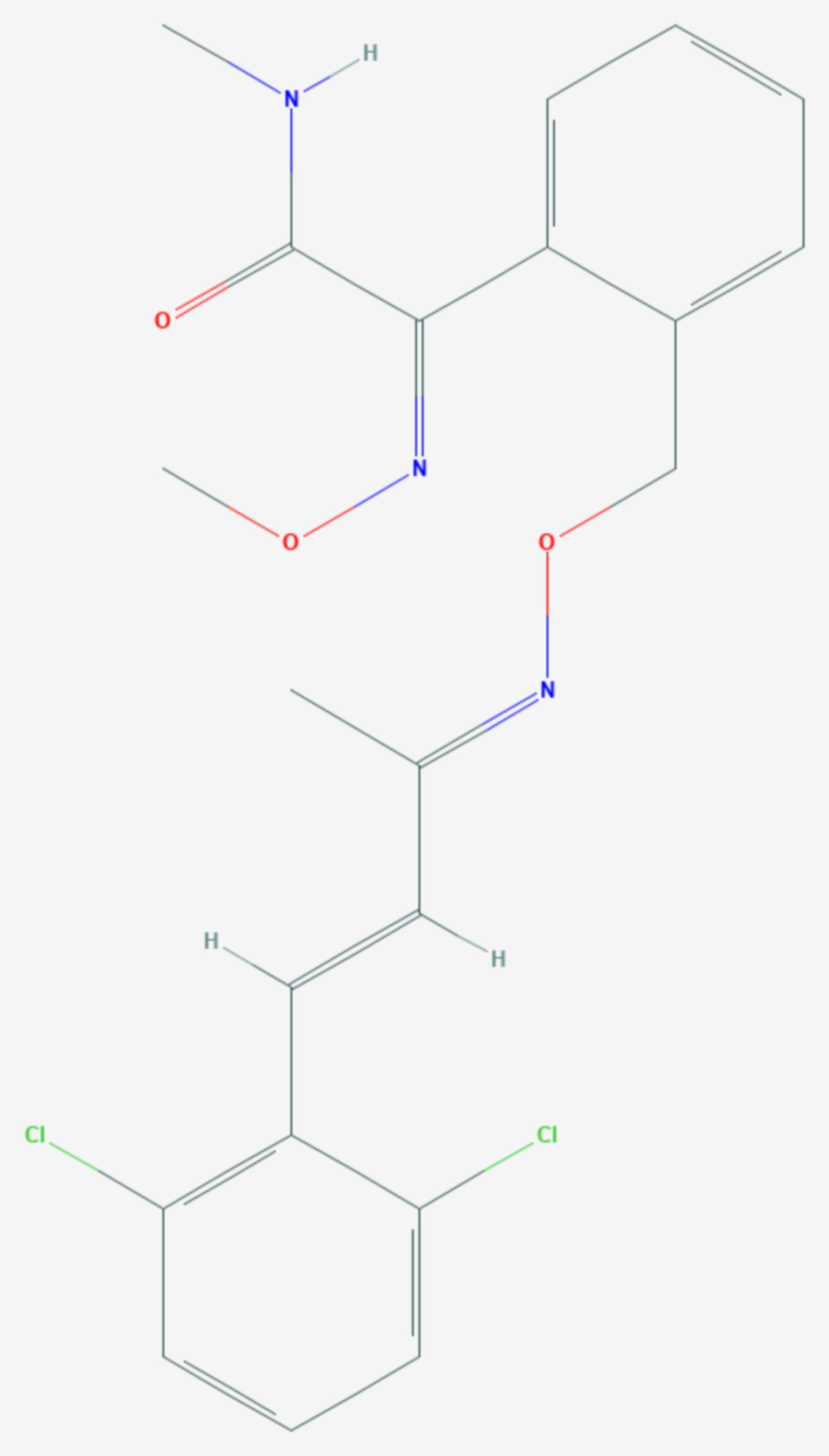 Fenamistrobin (Strukturformel)