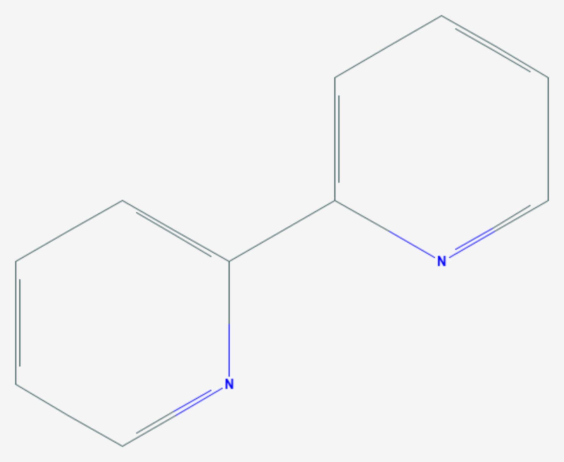 2,2′-Bipyridin (Strukturformel)