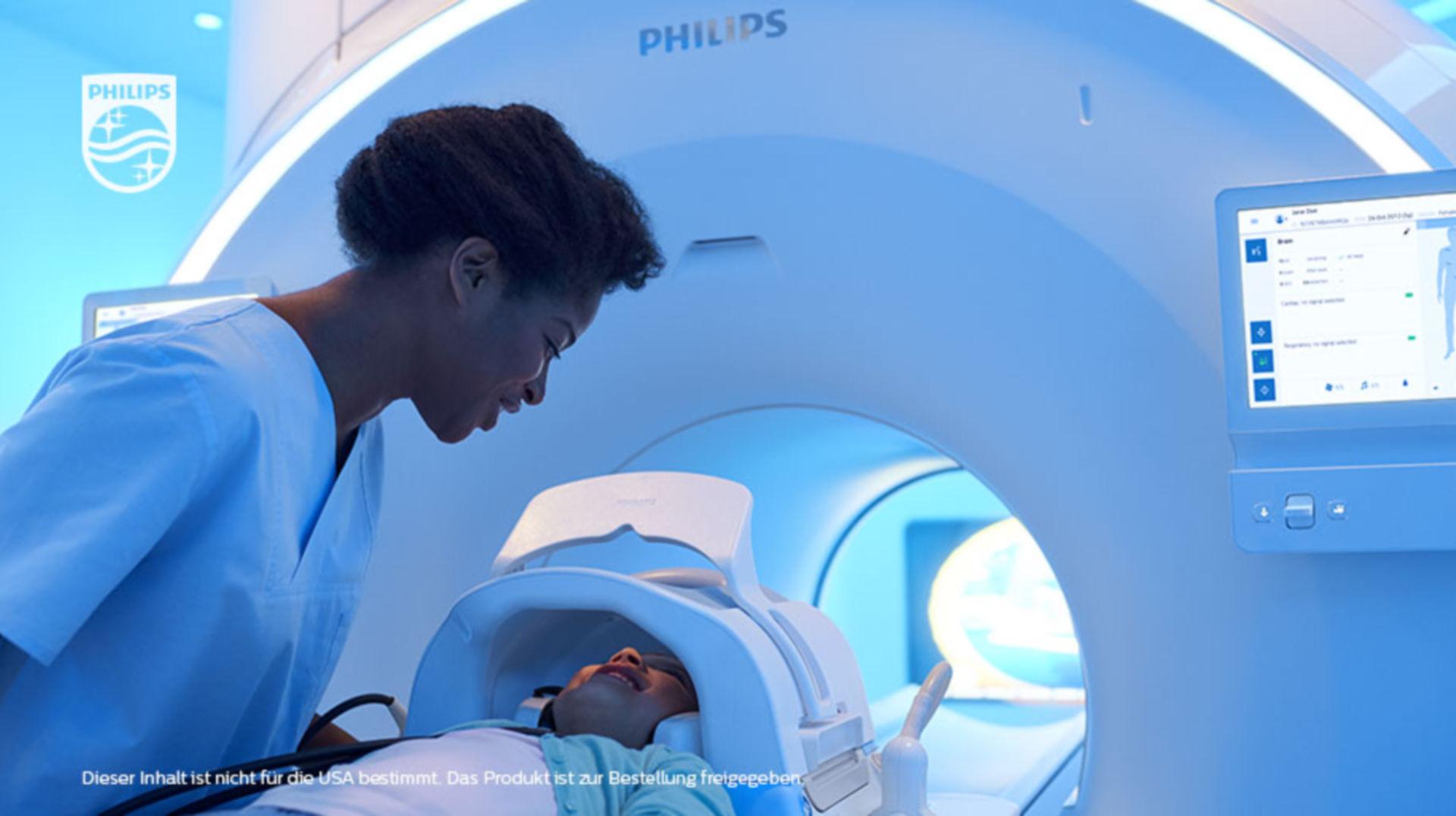 Philips Ingenia Elition 3.0T: Noch schnellere Diagnosen