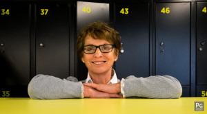Aktive Hilfe gegen Brustkrebs: Ulla Ohlms ist Mitbegründerin der Biobank für frisches Gewebe.