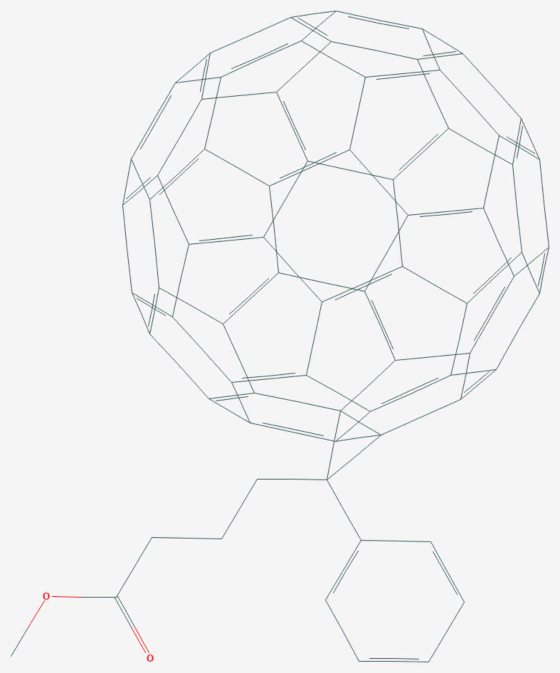 PCBM (Strukturformel)