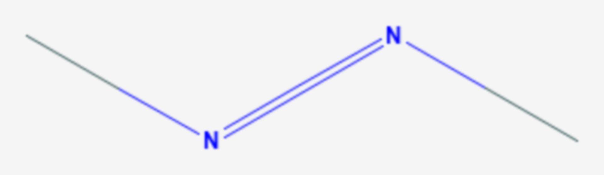 Azomethan (Strukturformel)