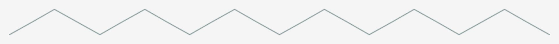 Tetradecan (Strukturformel)