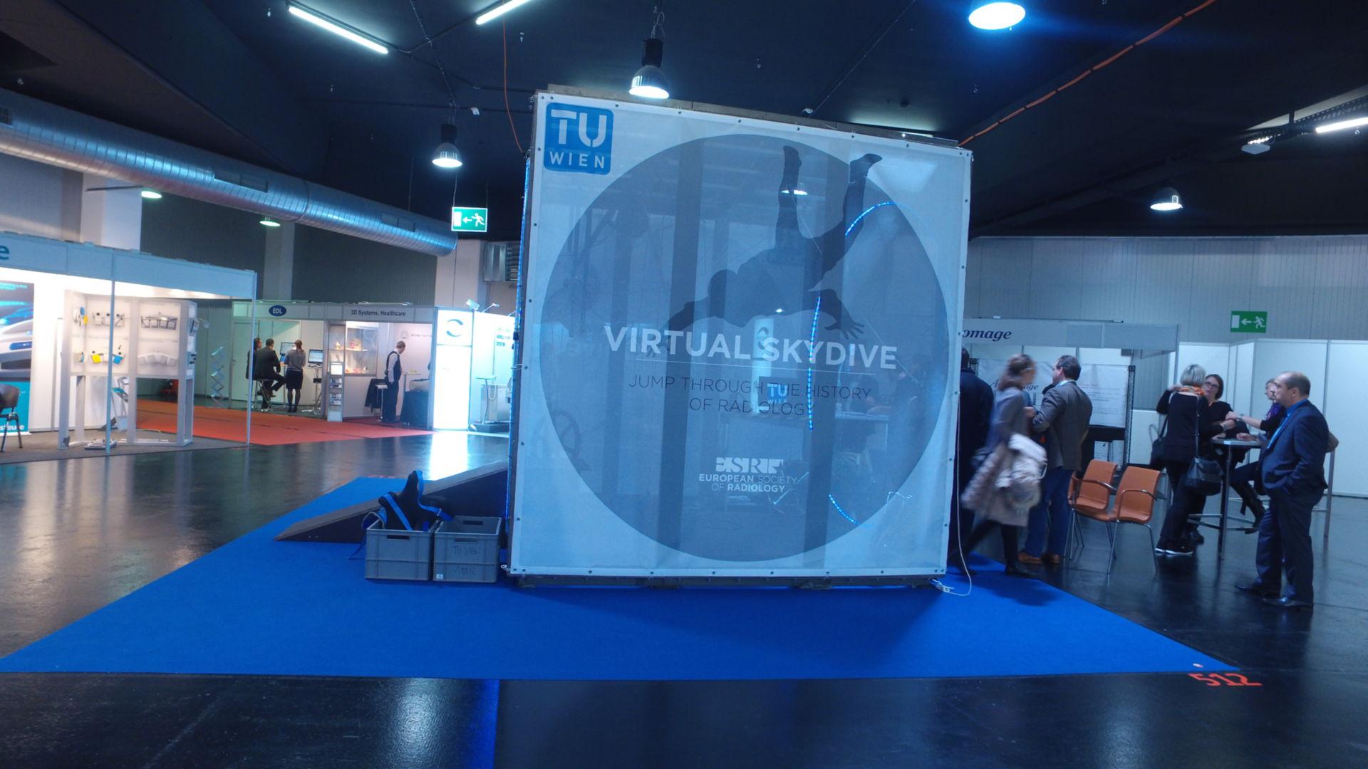 Virtual Skydive - TU Vienna