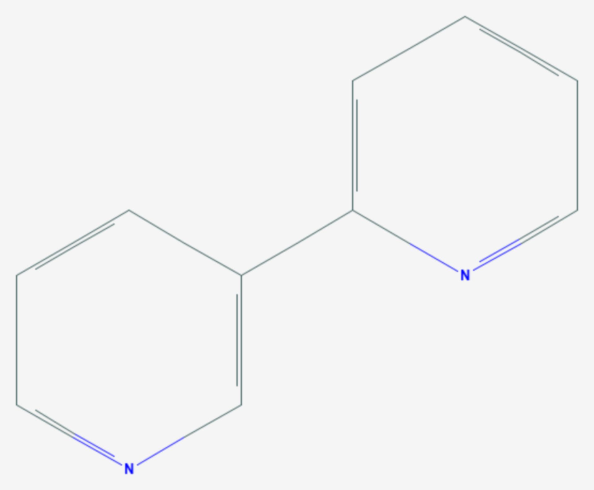 2,3′-Bipyridin (Strukturformel)