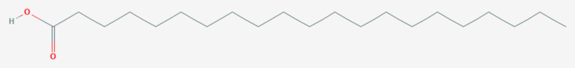 Heneicosansäure (Strukturformel)