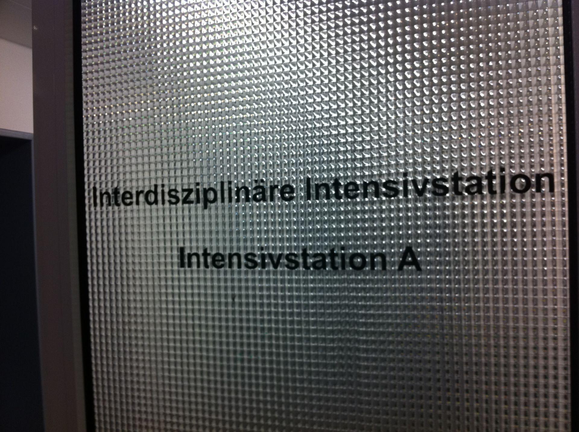 Intensivstation