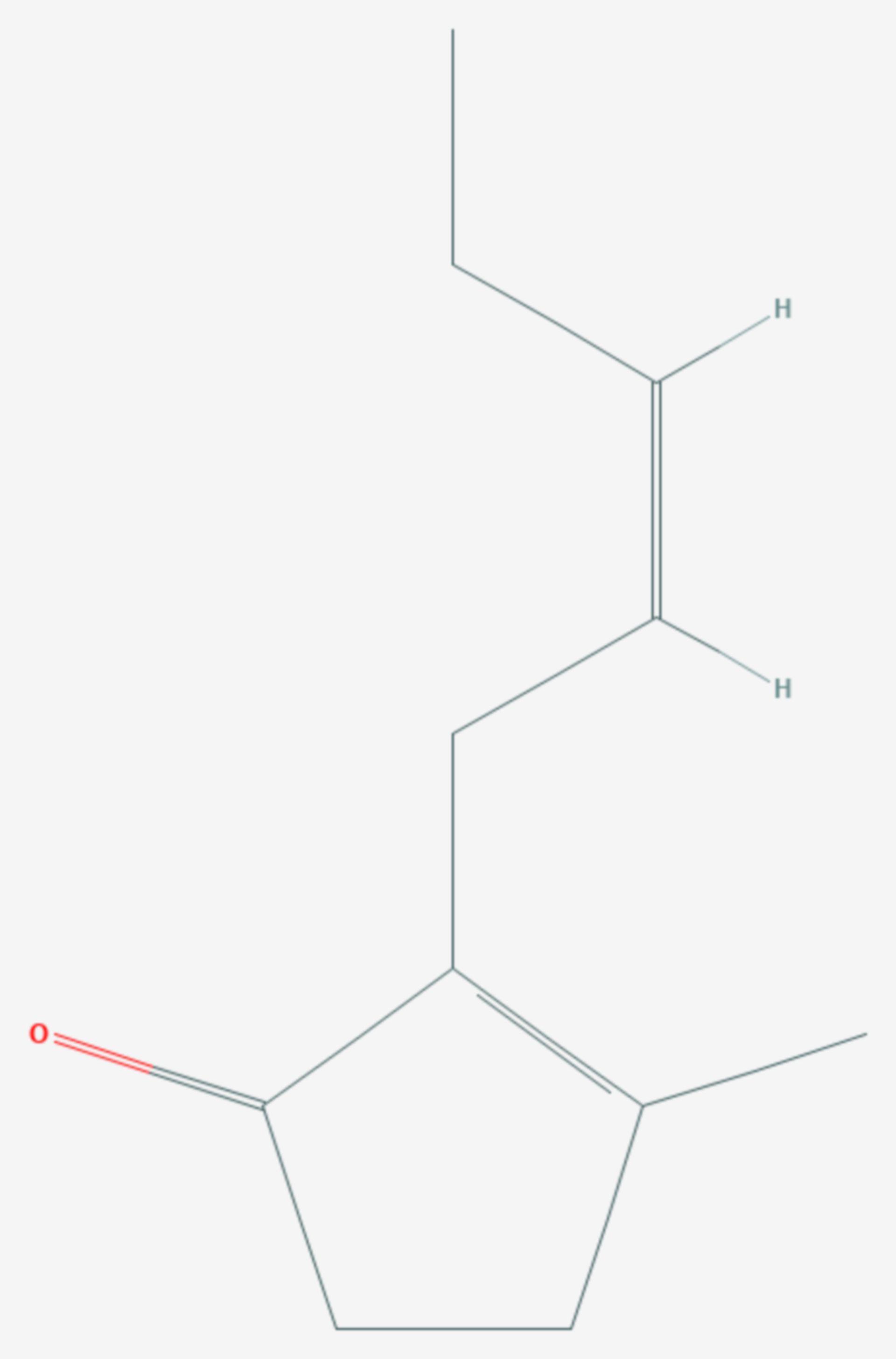 Jasmon (Strukturformel)