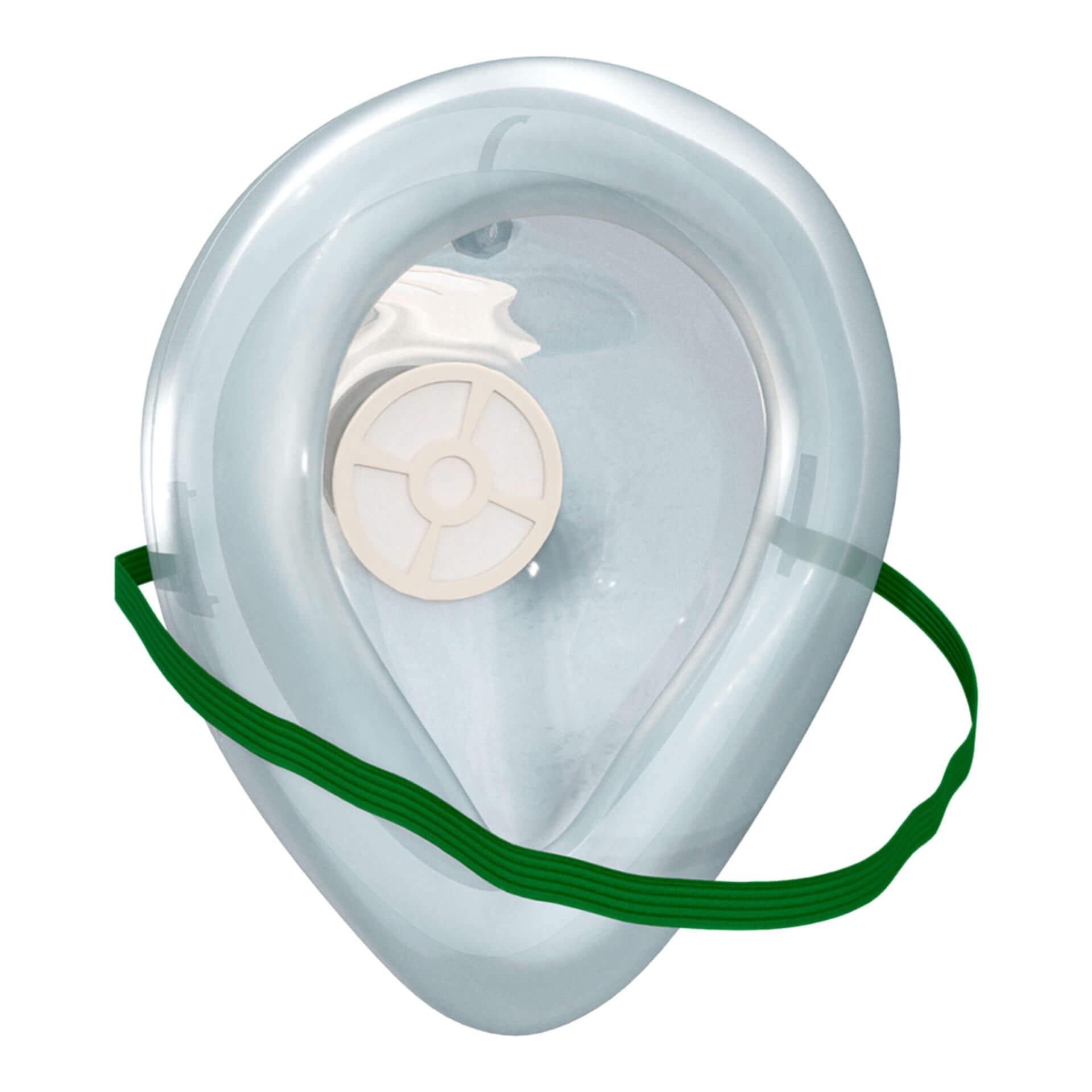 """3D-Rendering: DocCheck Filter für Taschen-Beatmungsmaske """"Luft"""""""