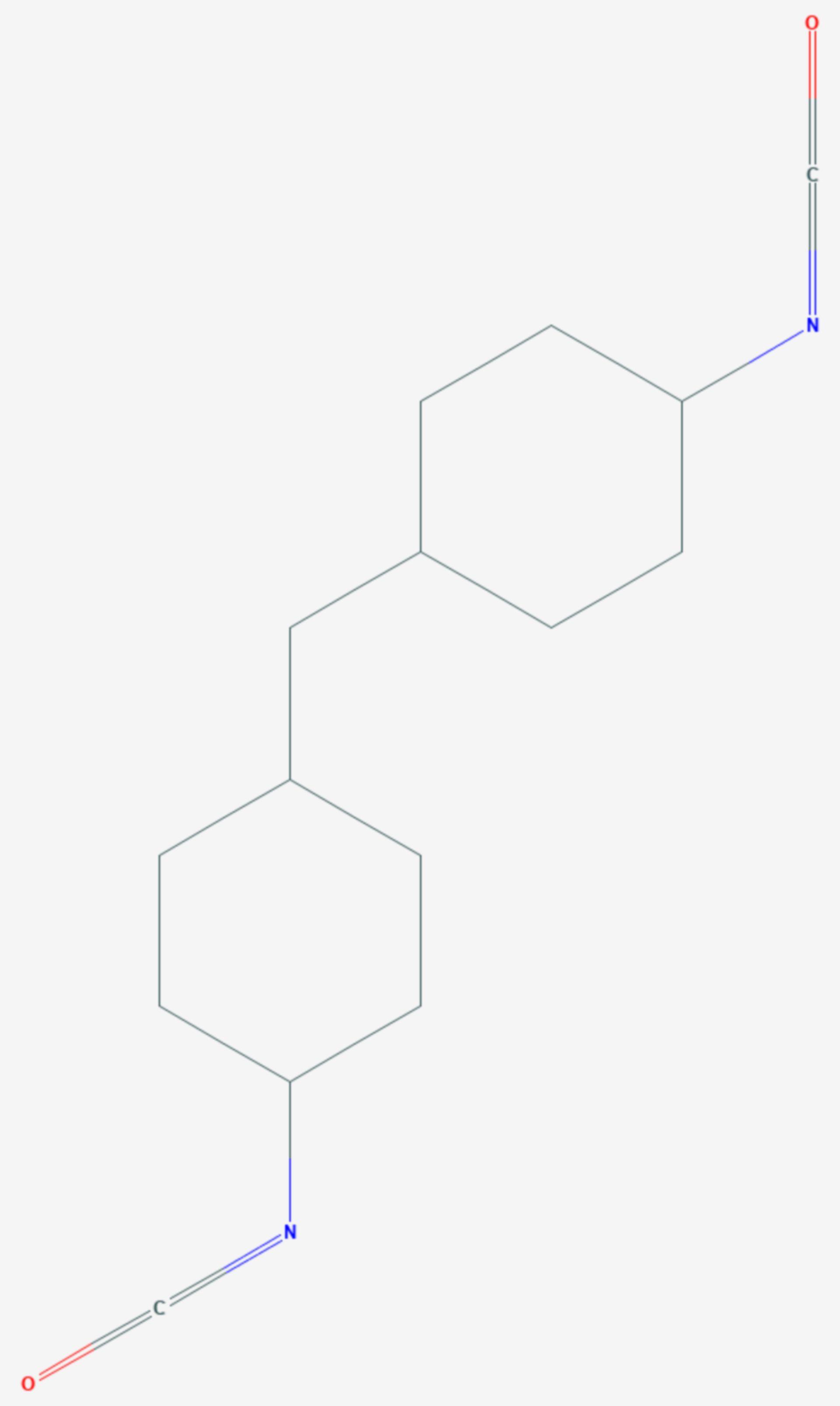 H12MDI (Strukturformel)