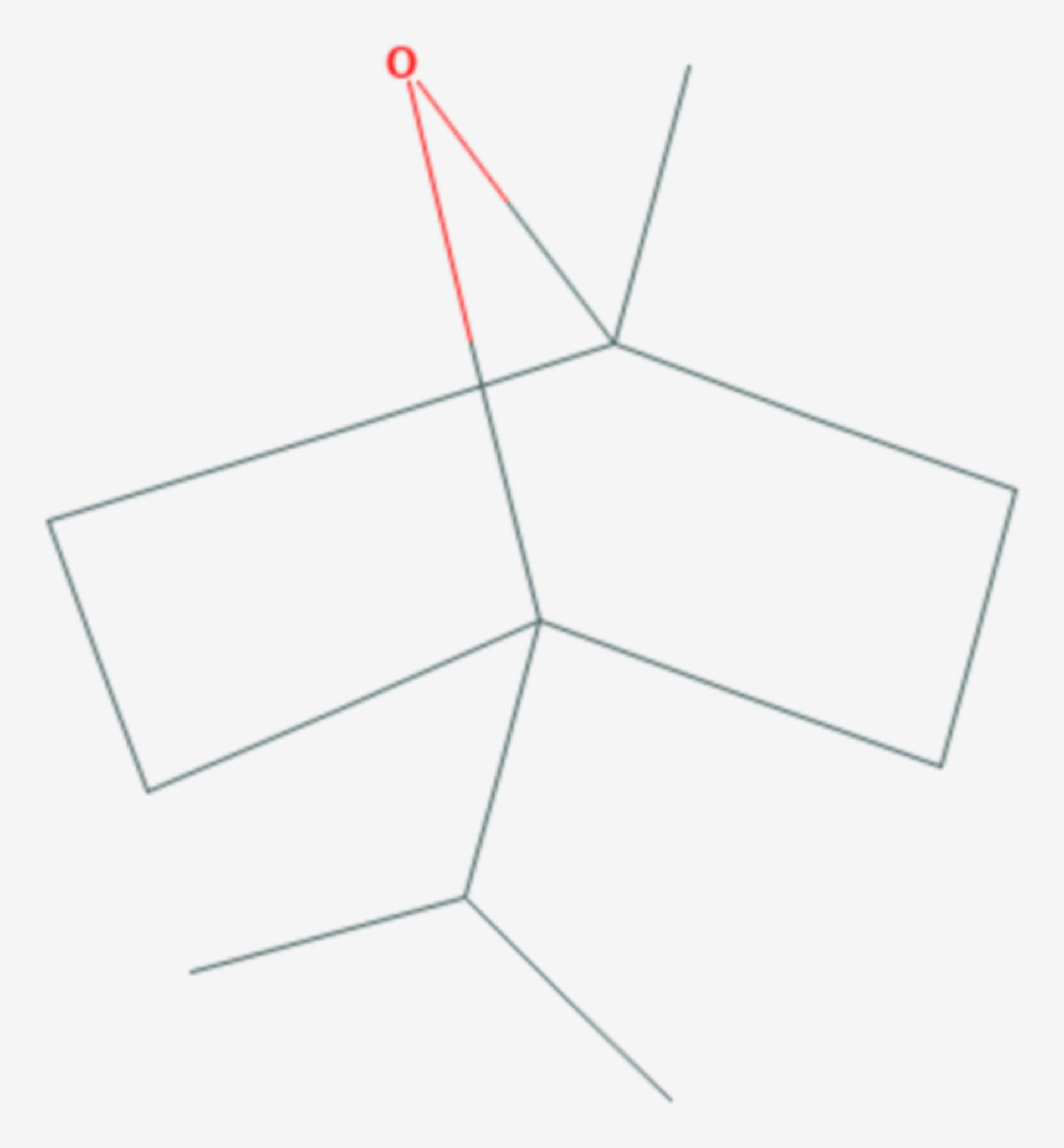 1,4-Cineol (Strukturformel)