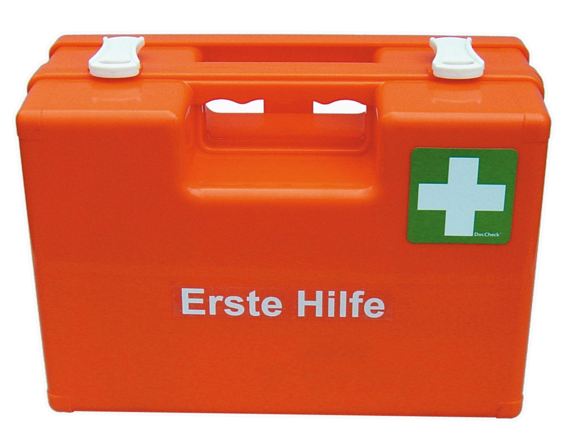 Kit di primo soccorso DocCheck