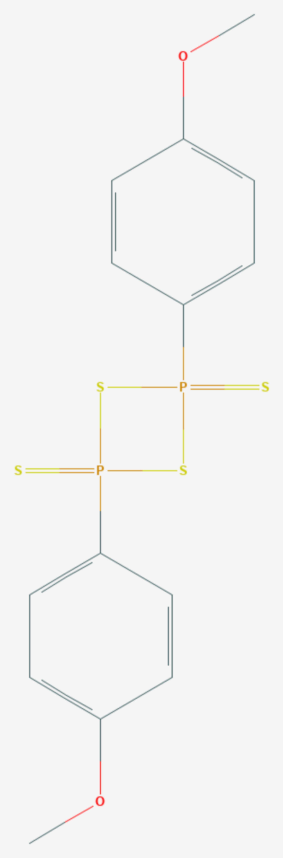 Lawessons Reagenz (Strukturformel)