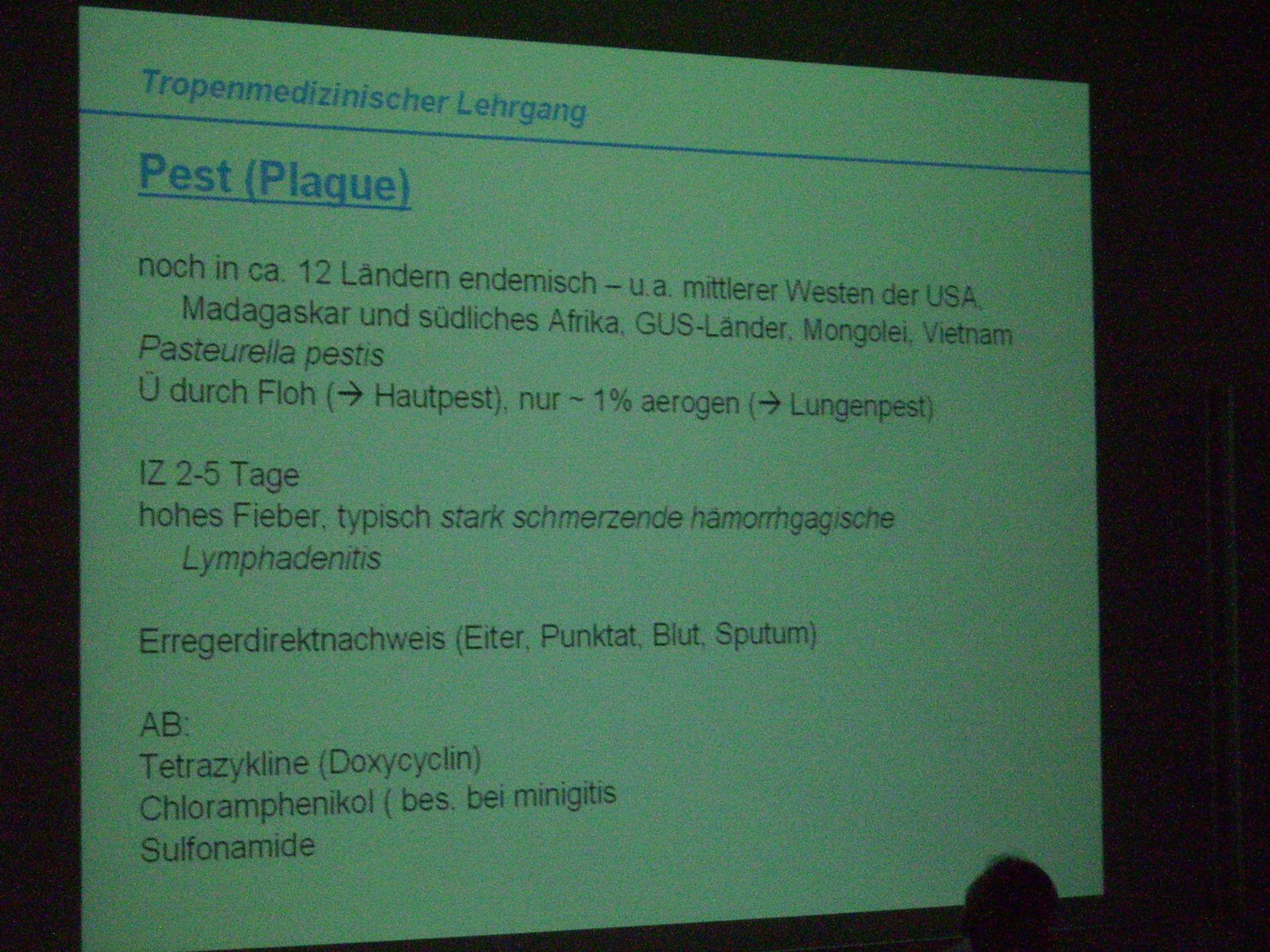 Plague- definition