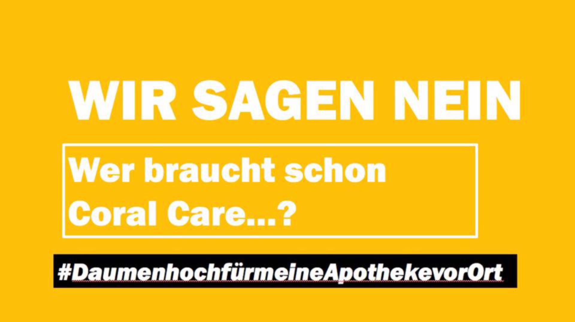 #DaumenhochfürmeineApothekevorOrt