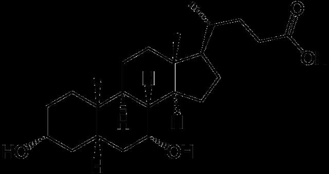 Chenodesoxycholsäure