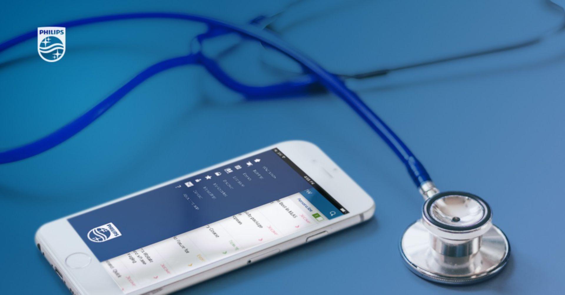 Weiterbildungsmöglichkeiten mit der my ultrasound App