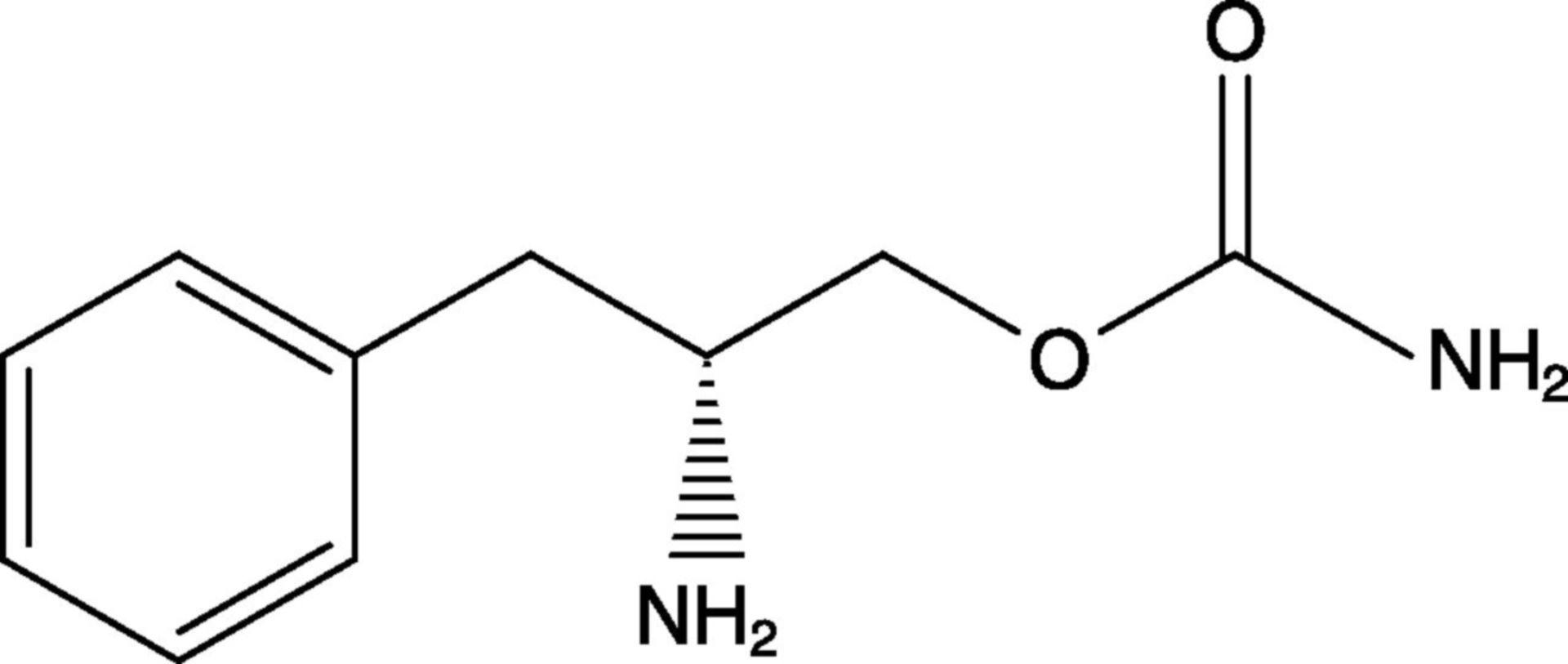 Solriamfetol Struktur