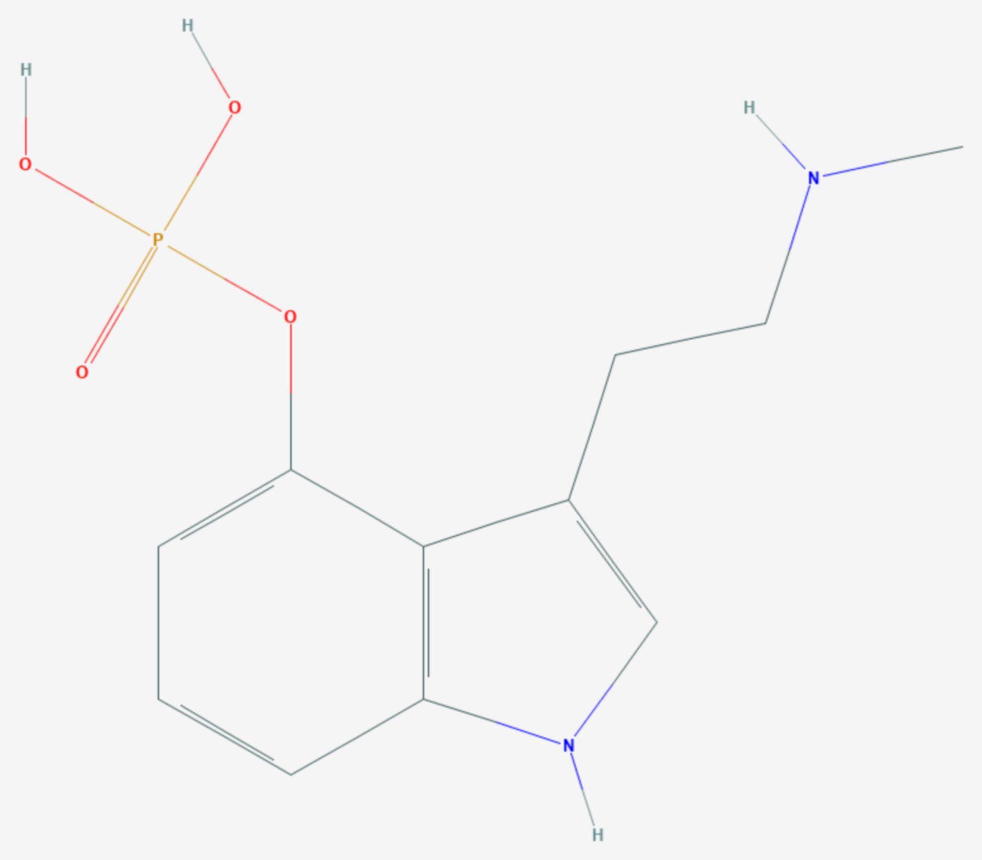 Baeocystin (Strukturformel)