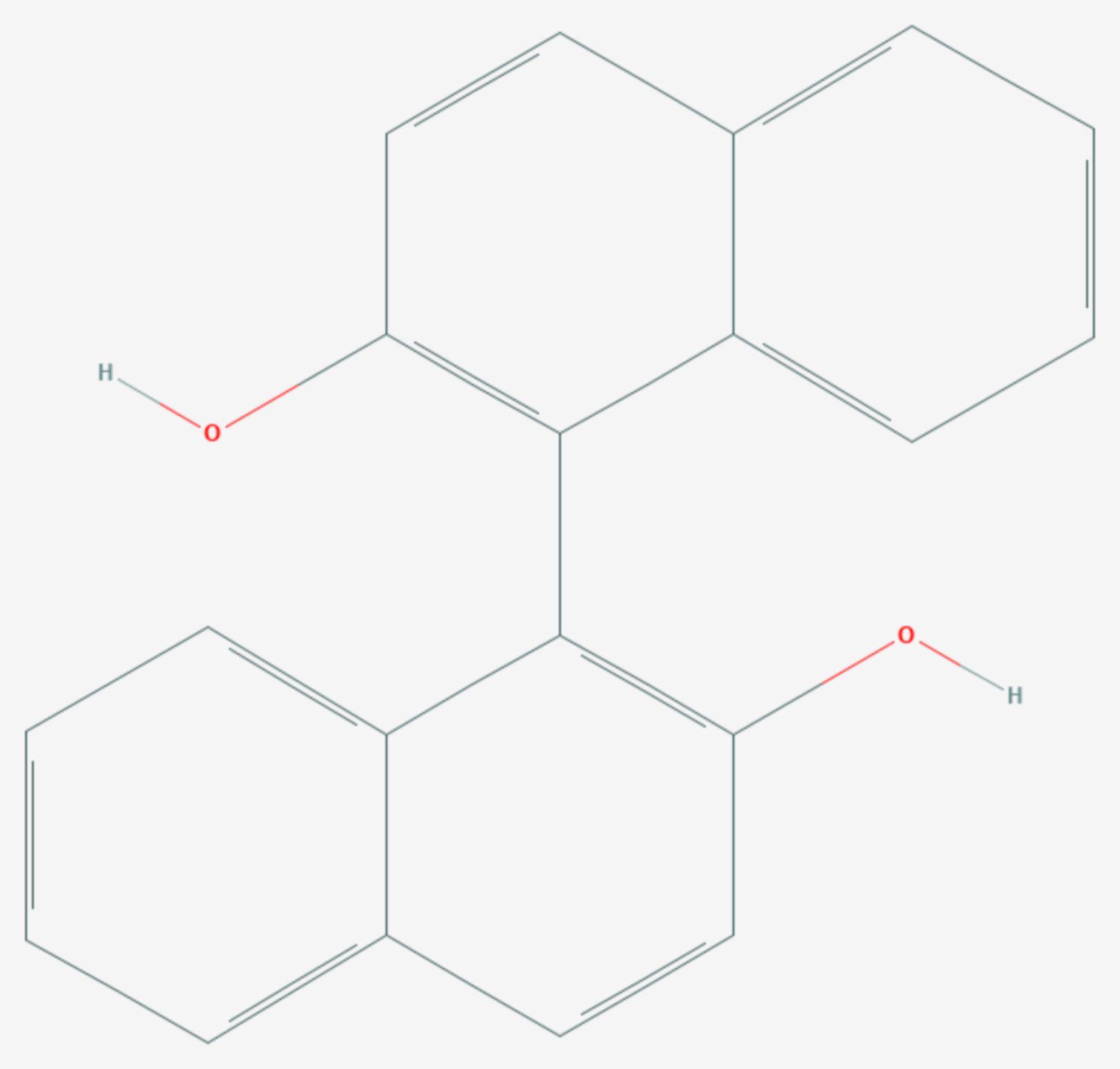 1,1′-Bi-2-naphthol (Strukturformel)