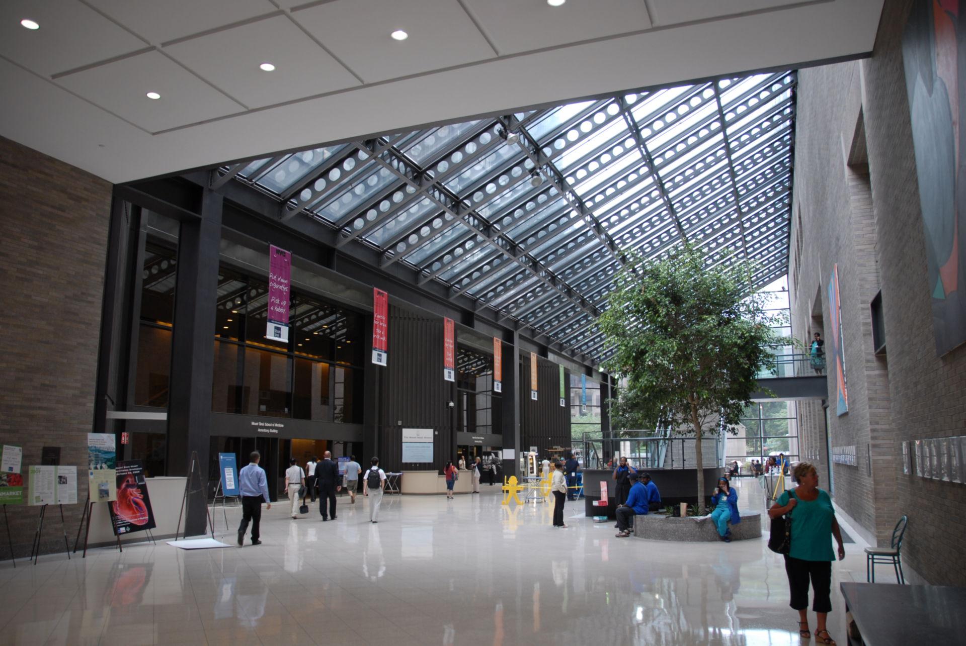 MSSM Foyer
