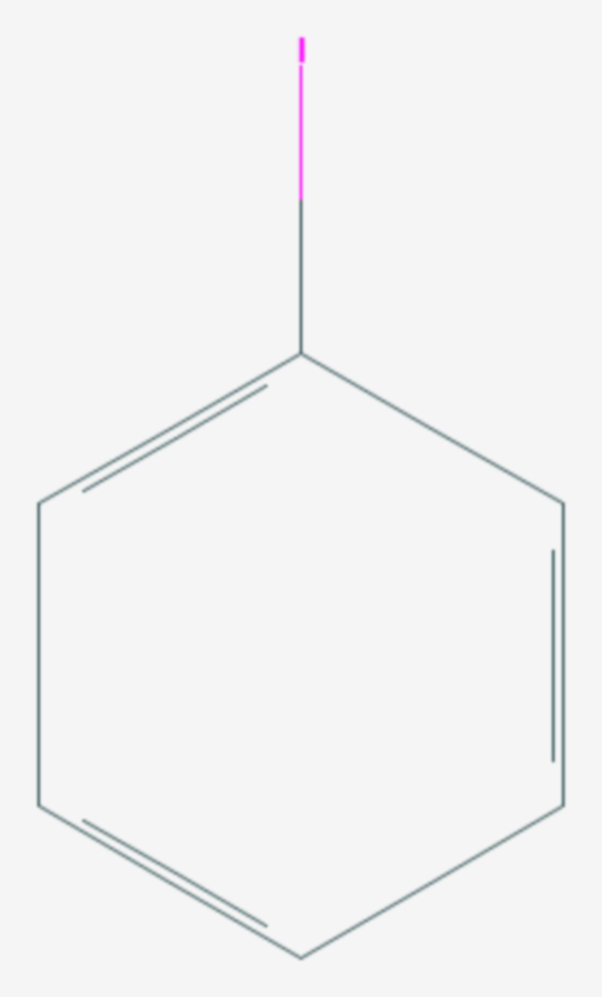 Iodbenzol (Strukturformel)
