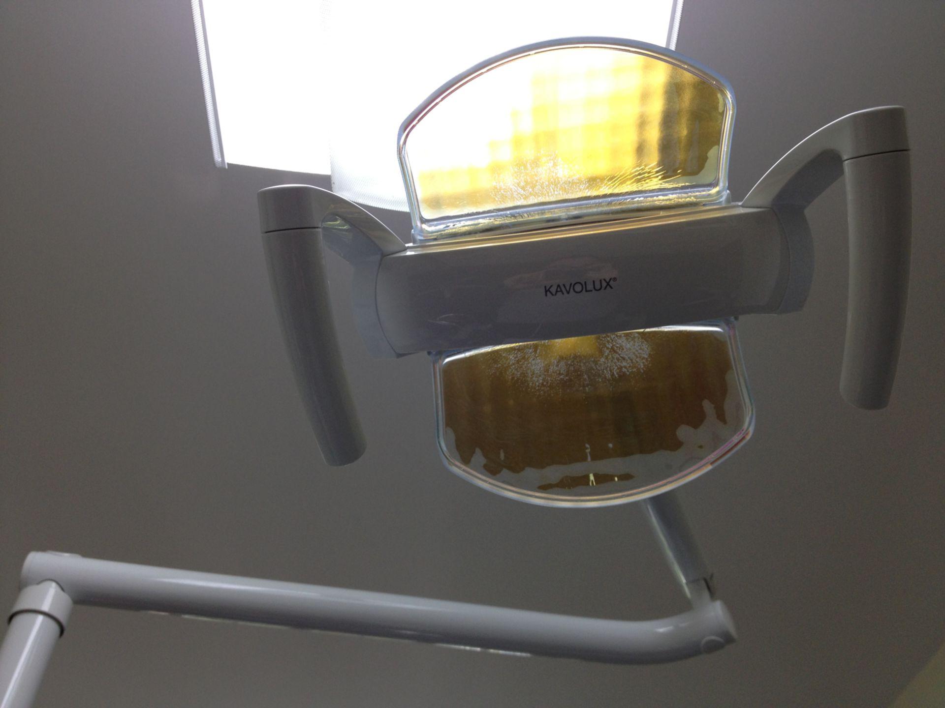Sulla sedia dei dentisti 2