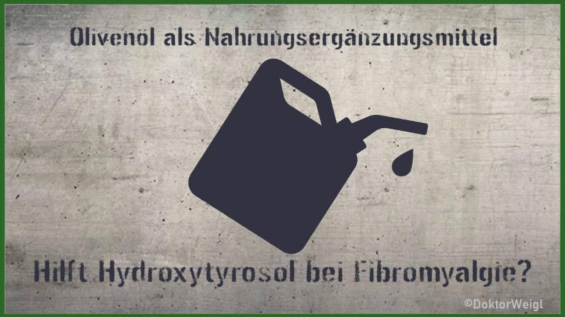 Nützliche Hausmittel: So hilft Olivenöl bei Fibromyalgie!