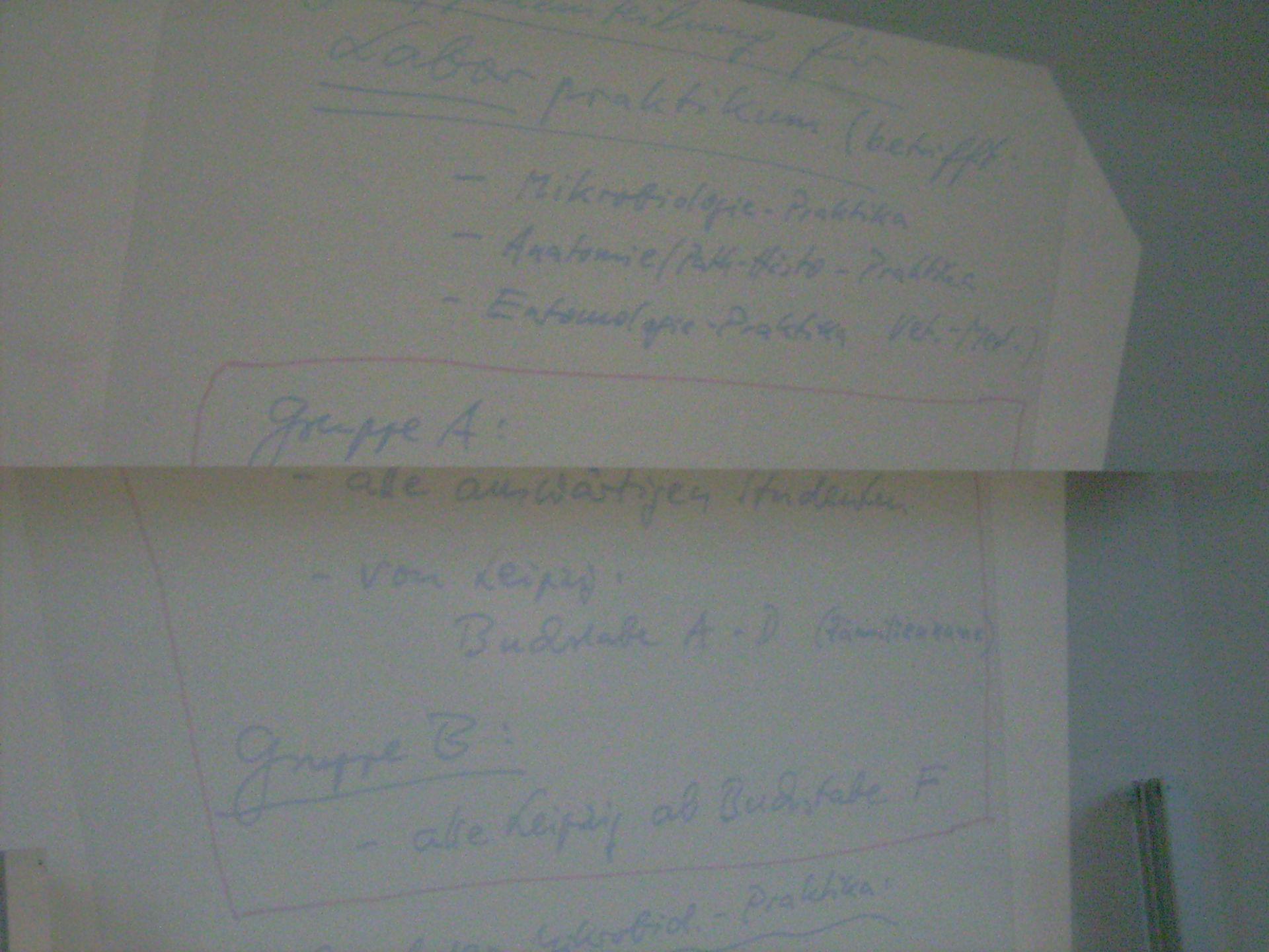 Corso di medicina tropicale a Lipsia